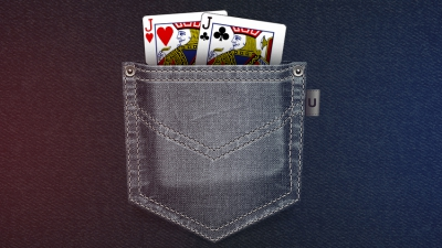 Make friends with pocket jacks. Winning strategy from Leo DonLeon