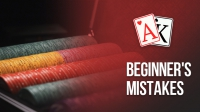 Typical Beginner`s Mistakes in Poker