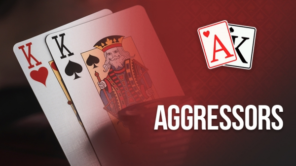 How to play versus aggressive players
