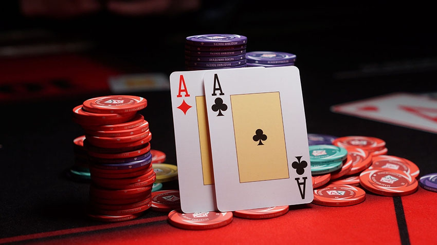 To get the maximum out. How I chose my poker training